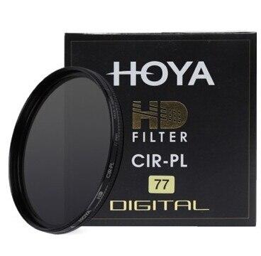 Hoya HD CPL Filtre 58mm 67mm 72mm 77mm 82mm Circulaire polarisant HD CIR-PL Mince Polariseur Pour Camera Lens fait dans JAPON - 3
