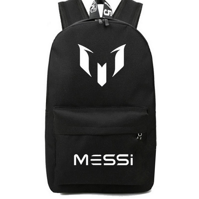 Aliexpress.com : Buy Teenagers school bags for boys Messi Teen ...