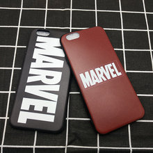 Marvel Superheroes The Avengers Smart Cover Black Soft Shell Phone Case for Apple iPhone 8 7 6 6S Plus X XS MAX 5 5S SE XR Cover