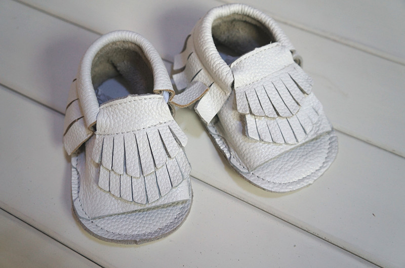 Leather Shoes White Tassel Sandals Baby Toddler Shoes leder baby moccasins sandals toddler girl baby girl shoes cuir verni soft sole baby shoes toddler moccasins kids girl barefoot leather baby shoes items infant footwear bota infantil 503020