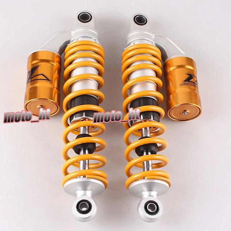 330 мм Air сзади амортизаторы для Suzuki GSX750/400; для YAMAHA XJR1300/1200/400 мотоциклов Замена аксессуары Запчасти