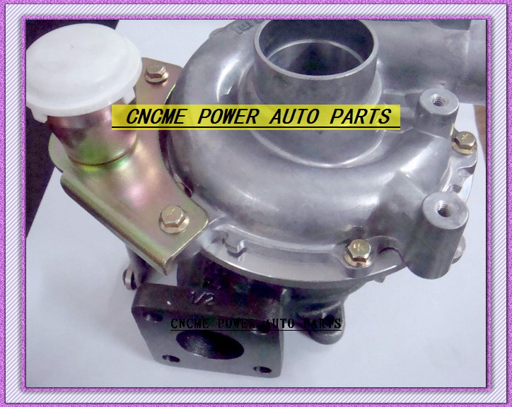 Turbo RHF5 VIDA 8972402101 Turbocharger ISUZU D-MAX Rodeo Pickup 2.5L TD 4JA1-L 4JA1L 2004- 136HP (2)