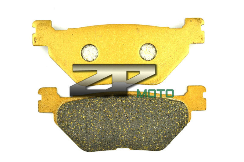 NAO Brake Pads For XP 530 Black Max(59CE) 2013 T-Max 530 2012 XP 500 N/P/R T-Max 2001-2003 Rear OEM New High Quality