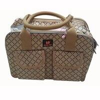 XINAN Cat Dog Pet Bag Outdoor Travel Portable Bag Breathable Shopping Bag Portable Pet Dog Tote Bag Pet Supplies XA 60041