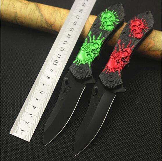 3b460bf78f96 SHNAPIGN Couteau Frais Ghillie 3Cr13 pliant 54HRC camping survie couteau,  Mini lame couteau à Fruits De poche