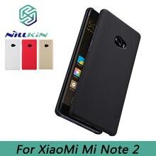 For Xiaomi Mi Note 2 Case Nillkin Super Frosted Shield Hard Back PC Cover Case For Xiaomi Mi Note 2 + Screen Protector стоимость