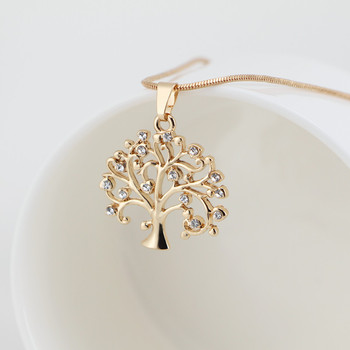 Tree-Of-Life-Pendant-Necklace-Women-Jewelry-Fashion-2017-Crystal-Silver-Rose-Gold-Color-Statement-Necklaces-Pendants-XL-0136-4