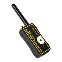 Professional Pinpointer TX 2002 Metal Detector Handheld Waterproof High Sensitivity Finder Dual Use Shaft Sheath Metal