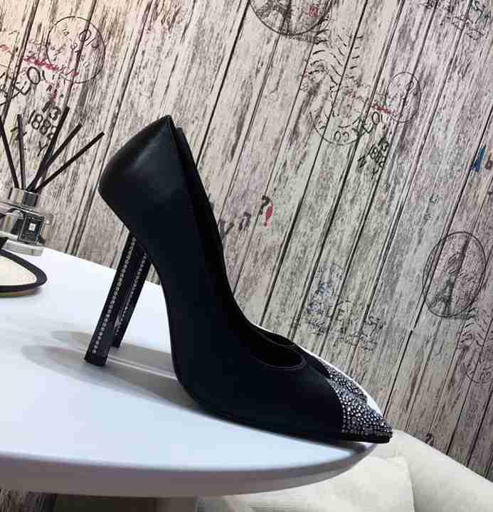 e027e3d52a9e9e 3 Professionnel En Pointu Femme 5 Mode De Sexy Sauvage Ys Strass Rouge Cuir Peu  Chaussures 1 Marque Bouche 2 Profonde Mariage 4 ...