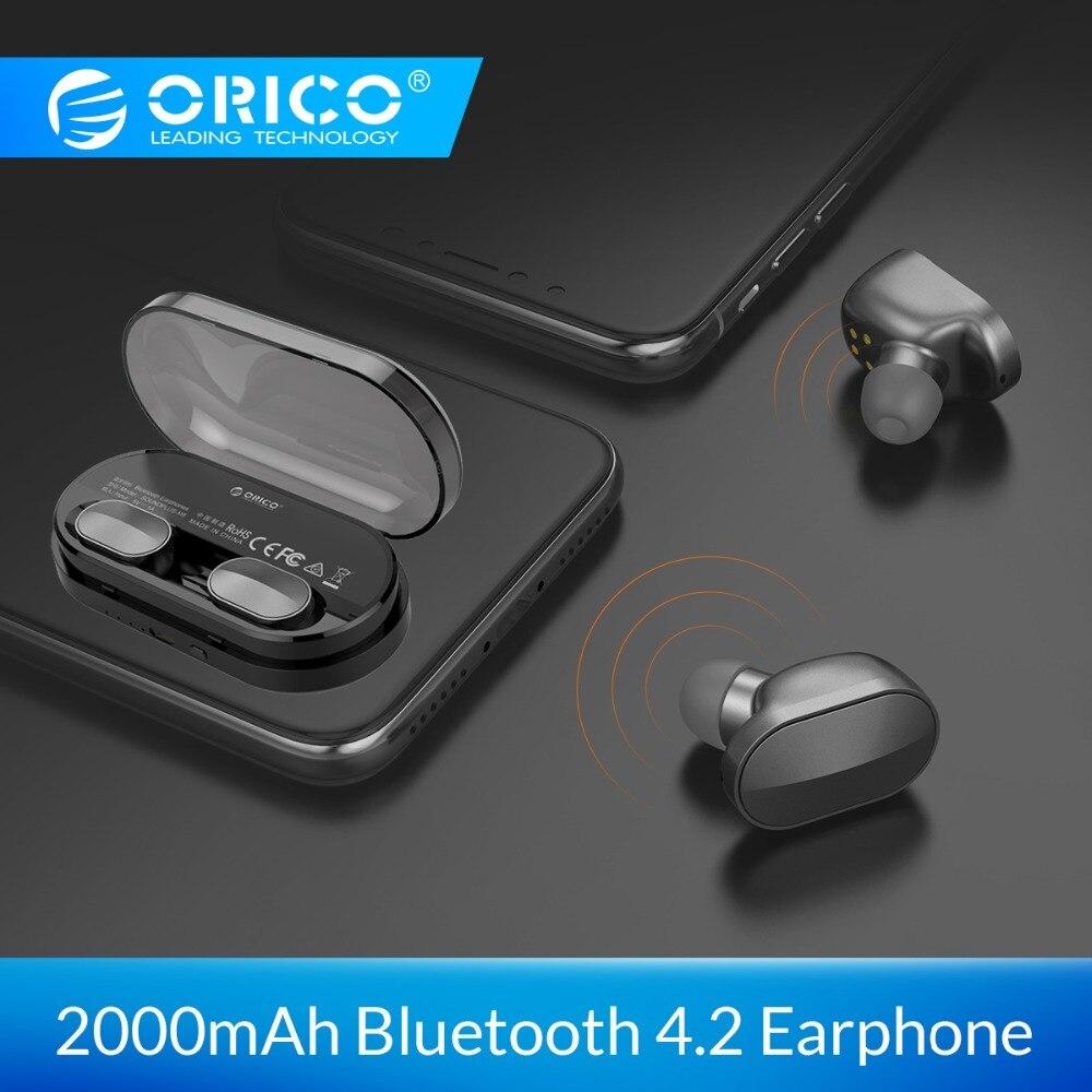 Aliexpress Com Buy Htk18 Tws Mini Invisible Headphones: Aliexpress.com : Buy ORICO TWS Mini Wireless Bluetooth