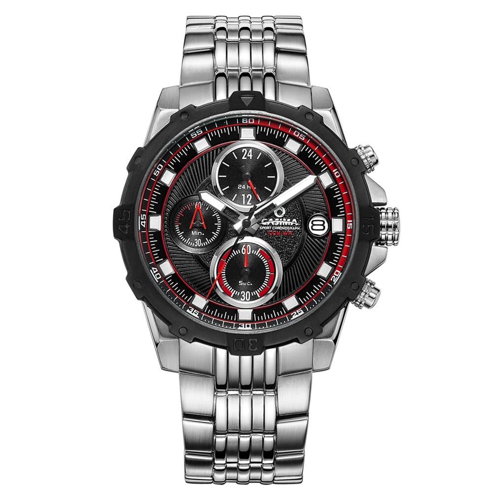 Luxury Brand CASIMA Multi Function Men font b Watch b font montre homme reloj hombre font