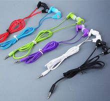 Free shipping Best hotsale very cheapest 3.5mm high quality color Headset For Xiaomi IPhone Sony Samsung Xiaomi S4 S6 Mp3