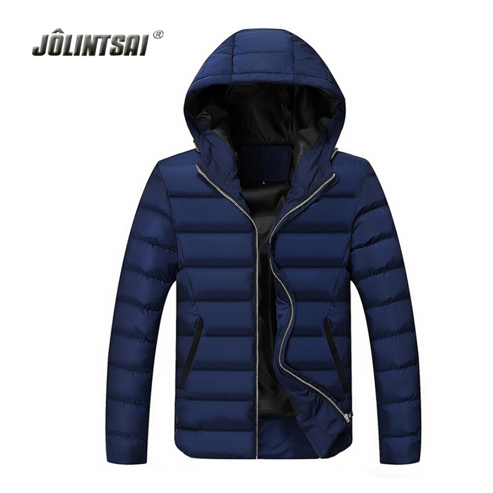 Brand Winter Jacket Men New Parka Camperas Hombre Invierno Warm Coat Hooded  Mens Winter Jackets And Coats Outwear Parka Homme