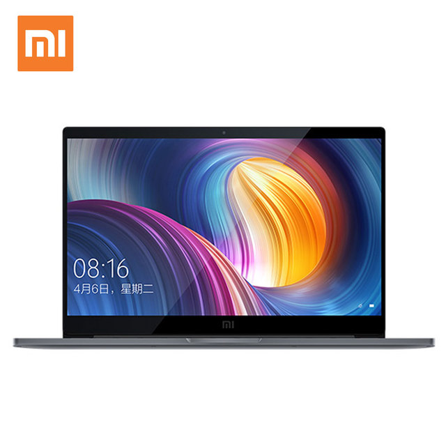 Xiaomi Mi Laptop Air Pro 15.6 Inch Notebook Intel Core i7-8550U CPU NVIDIA 16GB 256GB SSD DDR4 Fingerprint Unlock Windows 10