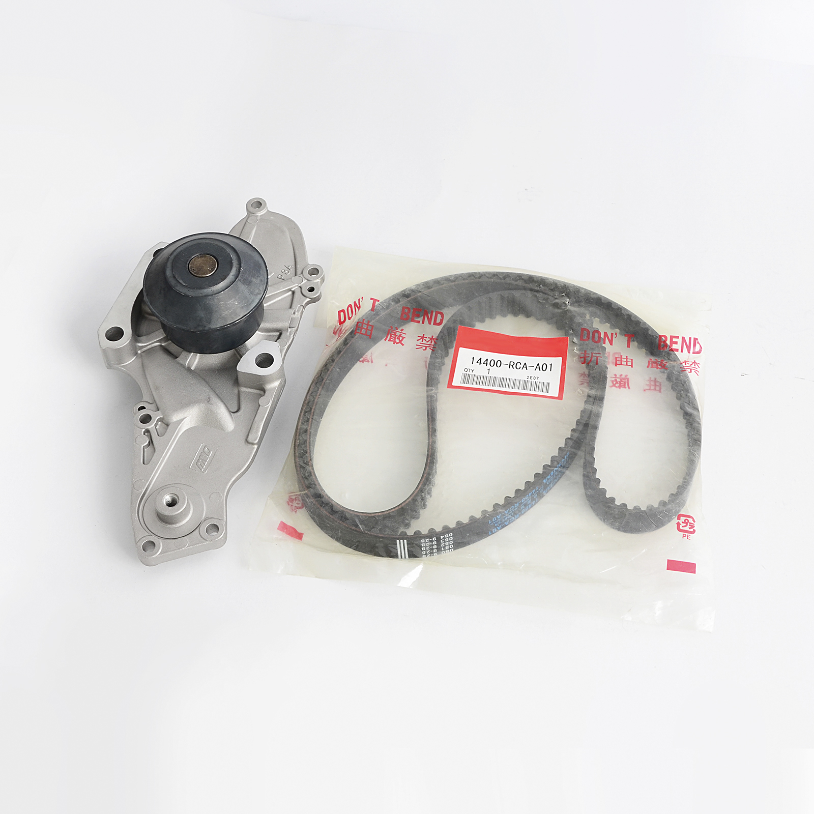 Buy Genuine Oem Timing Belt Water Pump Kit For 2002 Acura Tl Honda V6 Factory Parts From Reliable F Suppliers On Dirt Bike