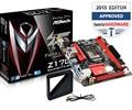 100% nova original Gaming-ITX motherboard para ASRock Z170/AC LGA 1151 DDR4 32 GB USB3.1 Z170M. 2 Desktop motherborad Frete grátis