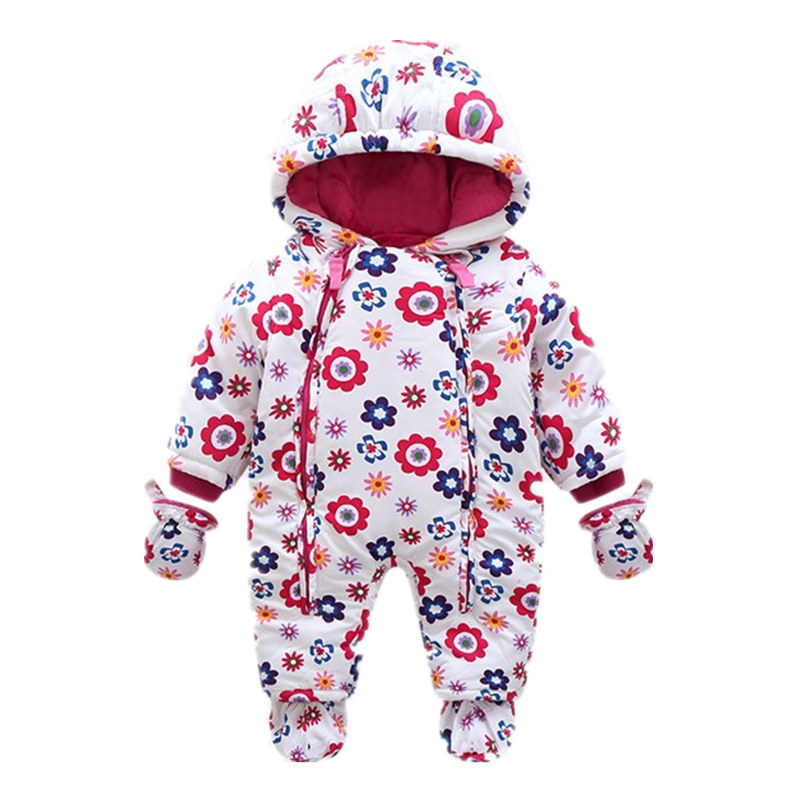 Winter Newborn Infant Baby Clothes Fleece Animal Style Clothing Romper Baby Clothes Cotton-padded Overalls New Year's Costumes cartoon baby rompers costumes fleece newborn baby girl boy clothes winter overalls roupa bebes animal next clothing warm clothes
