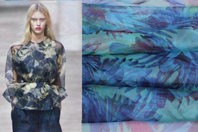 100% maulbeerseide Mode neue farbe seide Ou Gen garn stoffe hemd - Kunst, Handwerk und Nähen
