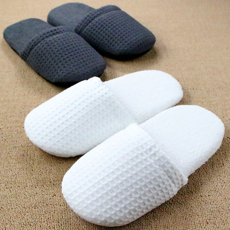 Chinelos Homem Pantufa Hotel Bedroom Winter Women Indoor Slippers For Men Travel Floor Plush Lattice Home Shoe Pantoufle Femme In From Shoes On