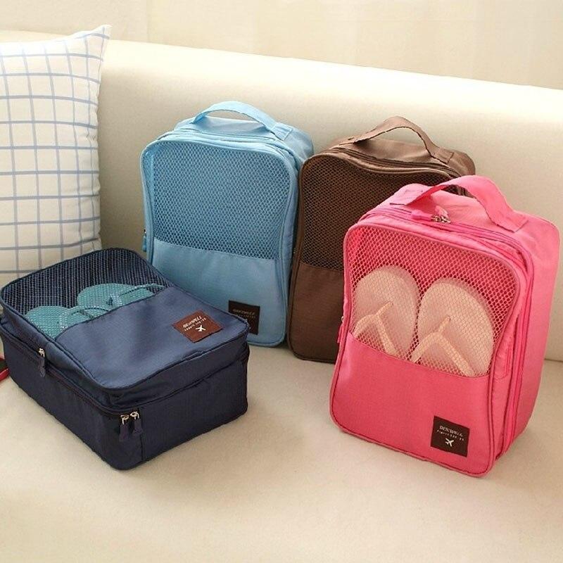 2018 delle Donne degli uomini Scarpe Borse Da Viaggio Organizzazione Bulk Lots Accessori Forniture Articoli Prodotti Stuff Sacchetto Cosmetico All'ingrosso