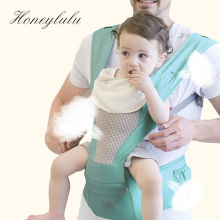 Honeylulu 3D Breathable Summer Baby Carrier Sling For Newborns Ergoryukzak Kangaroo Hipsit Backpack Wrap
