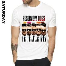 Забавная Мужская и женская футболка с принтом бачьих собак Квентин