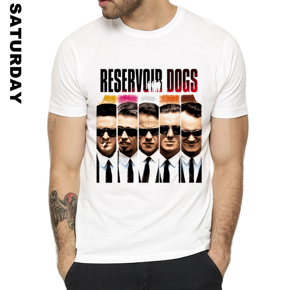 Reservoir Dogs Quentin Tarantino Design Funny   T     Shirt   for Men and Women, Breathable Graphic Premium   T  -  Shirt   Men's Streewear