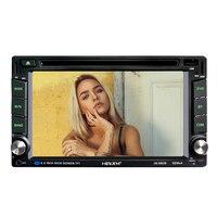 HEVXM/6609 Android 6,2 дюймовый автомобильный DVD плеер навигации автомобилей радио мультимедиа MP5 играть gps навигатор двойной шпинделя автомобиль вос