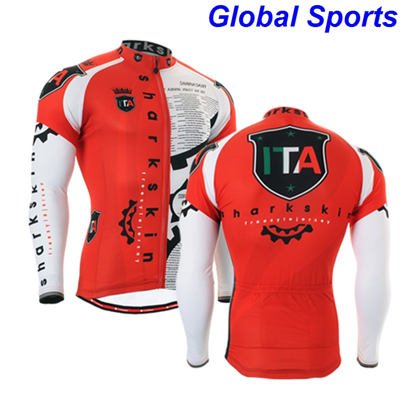 2017 professional jerseys popular red candy jerseys for cycling riding biking mens spring autumn winter bike wear