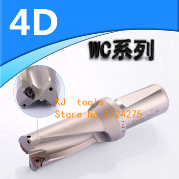 1PCS WC32-4D-SD32.5--SD35,replace The Blades And Drill Type For WCMT Insert U Drilling Shallow Hole,indexable insert drills