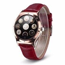 Heißer verkauf! RWATCH R11S Smartwatch Herzfrequenz Monitor Fernbedienung Erfassen Schrittzähler Sitzende Erinnerung Kompass Call/SMS Erinnerung für Eine