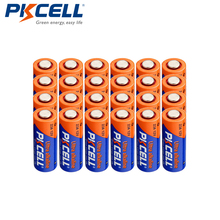 24 Chiếc PKCELL Pin 23A 12 V VR22 L1028 MN21 12 Volt Alkaline Pin Cho Chuông Cửa Báo Động Từ Xa Quan Hệ Tình Dục đồ Chơi