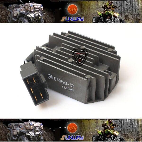 Redresseur de Régulateur de moto des Chargeurs pour SUZUKI GSX250 GSX400 Nombre 74A 75A 77A 7AA 7BA