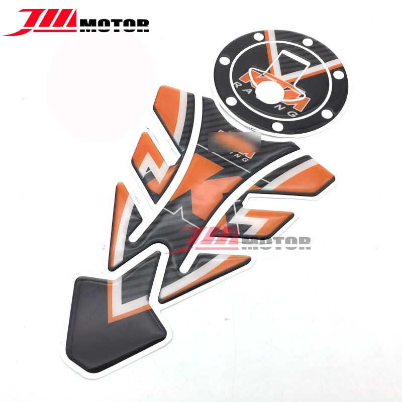 Ktm Duke 125 200 390 Grafik Dekor Set Sticker Aufkleber