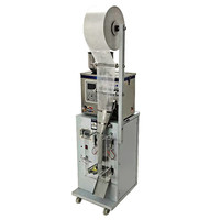New design best quality green tea powder bag making machine, 3 sides sealing tea bag packaging machine with CE
