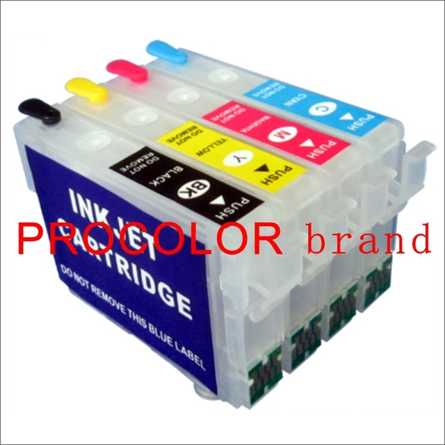 Refillable Inkjet Cartridges North Americaaustraliarsion For