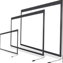 10 touch points 55 inch IR Touch Screen Frame,interactive multi touch overlay-10 Touch Points,Stable and no drift
