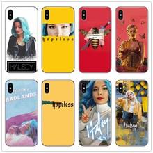 цена на Mark Halsey Hopeless Fountain Kingdom Customer High Quality Phone Case for iPhone 8 8Plus 7 6 6S Plus X XS MAX  5S SE XR Cases