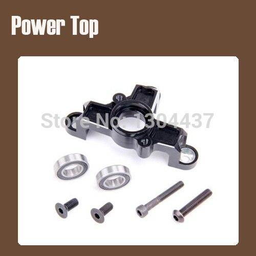 FVITEU CNC métal embrayage cloche montage fit 26cc 29cc 30.5cc pièces de moteur pour 1/5 hpi baja 5b 5 t 5sc rovan king moteur