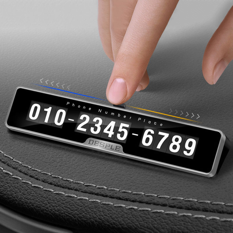 Car Parking Card Phone Number Plate Stickers Temporary Car Park Telephone Mobile Phone Number Automobile Accessories Car-Styling car styling luminous temporary parking card phone number plate sucker car sticker for nissan qashqai x trail tiida juke note