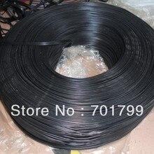 50 м/лот 3pin полностью черный 18AWG кабель для светодиодного пиксельного модуля