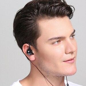 Image 4 - Nes QKZ VK3 Earphone 3.5mm in ear earphones bass sport fone de ouvido headset stereo earphone for phone xiaomi iphone 7 plus s9