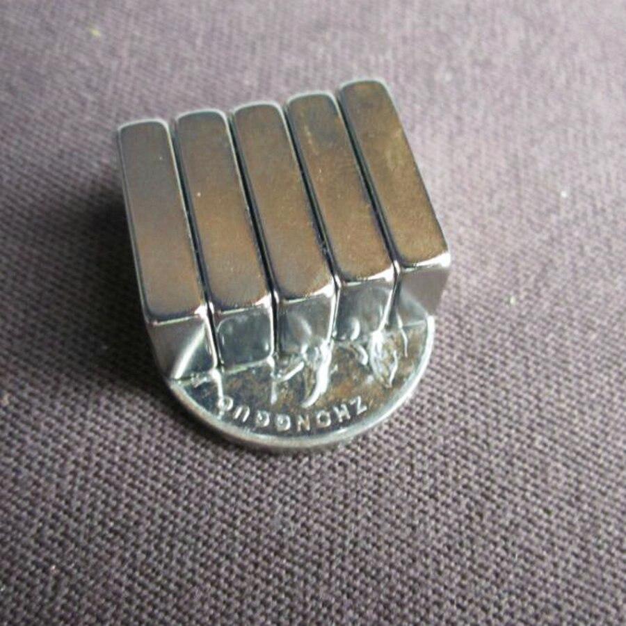 5pcs 20mm x 10mm x 5mm N52 Grade Block Neodymium Magnet 20*10*5 Super Strong Cuboid Rare Earth Magnets 20x10x5 free shipping 2015 20pcs n42 super strong block square rare earth neodymium magnets 10 x 5 x 1mm magnet wholesale price