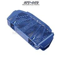 Синий внедорожник аксессуары TC/FC резервуар для воды защитный чехол анти осень песок поддержка для HUSQVARAN SXF/XCF 250 450