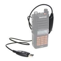 baofeng uv USB UV-9R Baofeng מקורי תכנות בכבלים Waterproof עבור Baofeng UV-XR UV-9R פלוס BF-A58 Talkie Walkie עם Driver CD (4)
