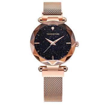 New Waterproof Fashion Watch 2019 Simple Star Watch Leisure Korean Women's Watch Waterproof Swimming Stainless Steel Watch