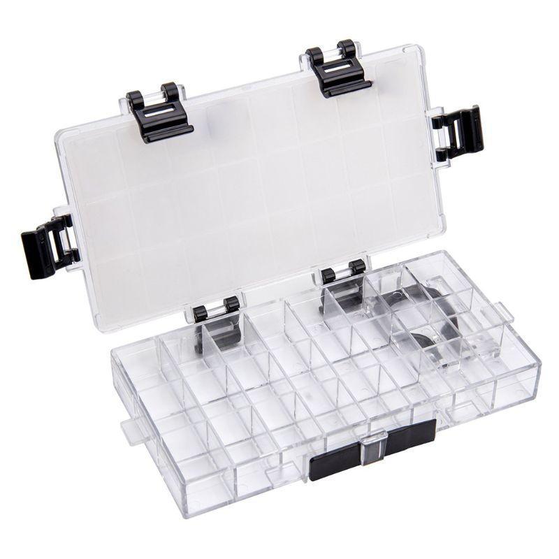 24/36 Grids Watercolor Moisturizing Painting Palette Leakproof Paint Palette Storage Box Stationery Drawing Supplies