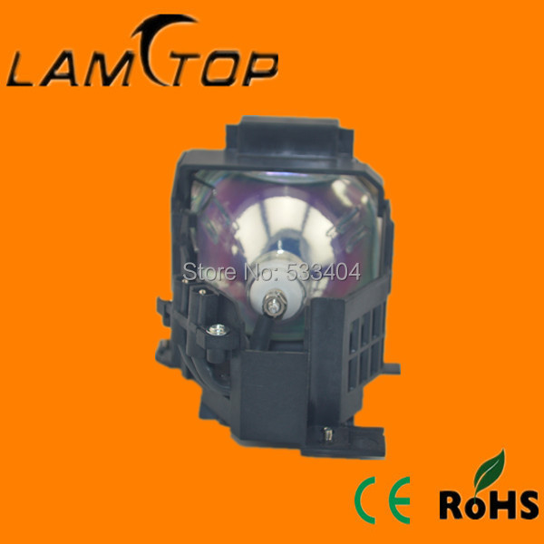 Free shipping  LAMTOP compatible   projector lamp  with housing/cage  for  EMP 810 free shipping lamtop compatible bare lamp for u310w