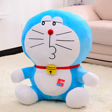 anime Doraemon plush toy 25cm doll baby toy ,birthday present Xmas gift c901