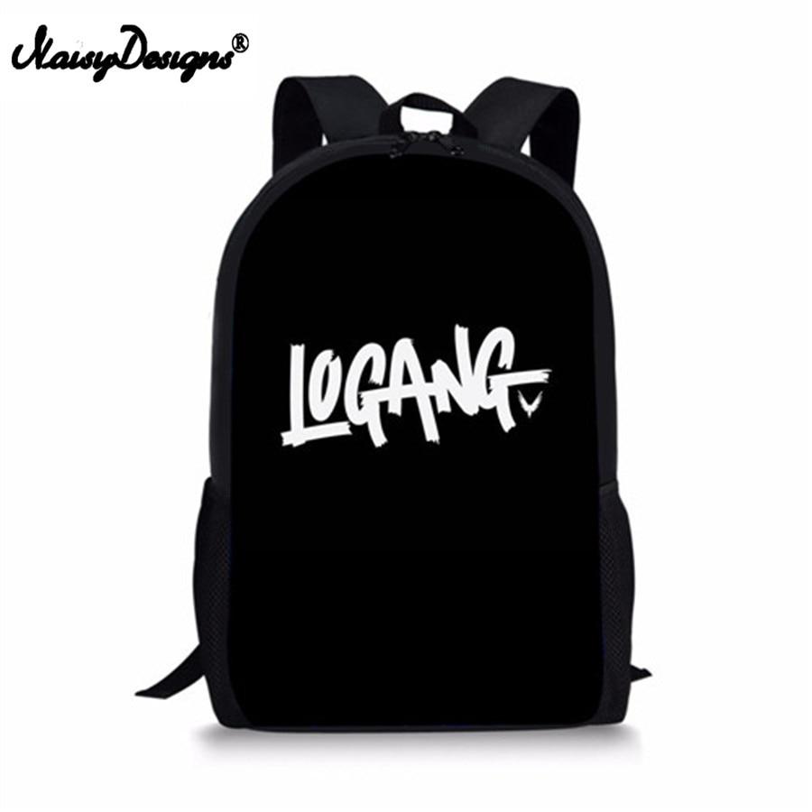 Bag, Logan, Girls, For, Black, Mochila